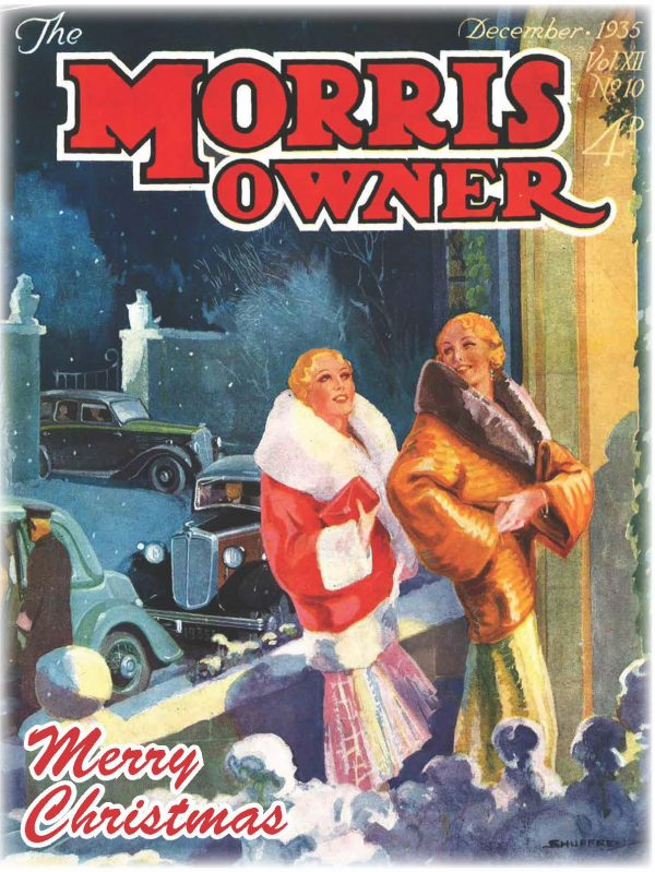 Morris Register - Christmas Card