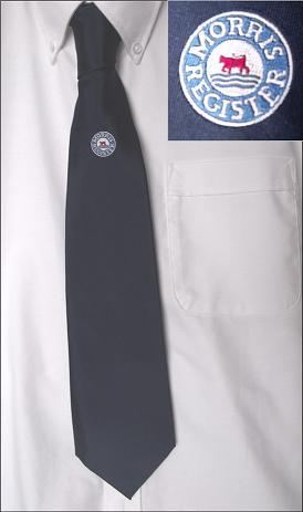 Morris Register - Tie