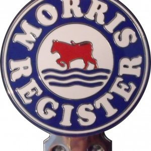 Morris Register - Bar Badge