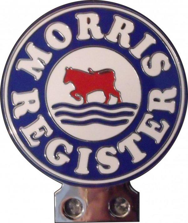 Morris Register - Bar Badge