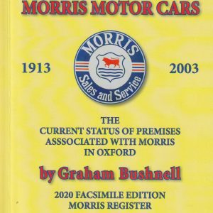 Morris Register - Ninety Years of Morris Motor Cars