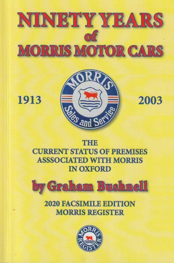 Morris Register - Ninety Years of Morris Motor Cars