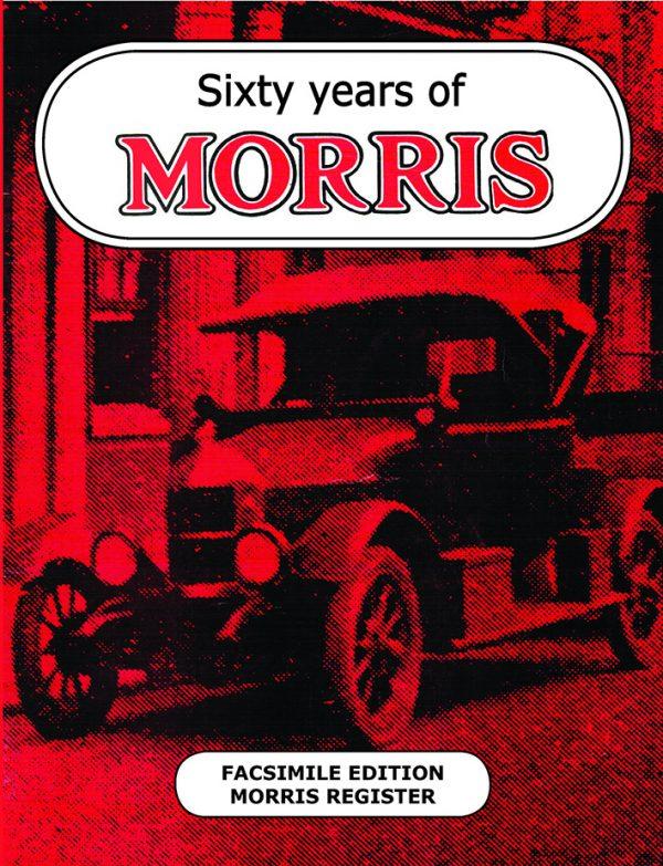 Morris Register - Sixty Years Of Morris