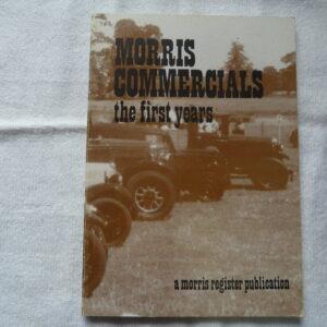 Morris Register - Morris Commercials
