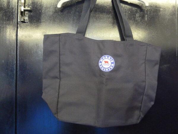 Morris Register - Morris Register Embroidered Shopping Bag
