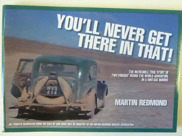 Morris Register - You'll Never Get There in That