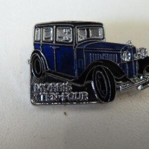 Morris Register - Morris Ten Four Lapel Badge